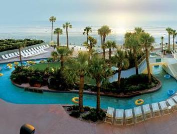Wyndham Ocean Walk Hotel