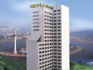 Fu Hua Guang Dong Hotel Макао - Фасада на хотела