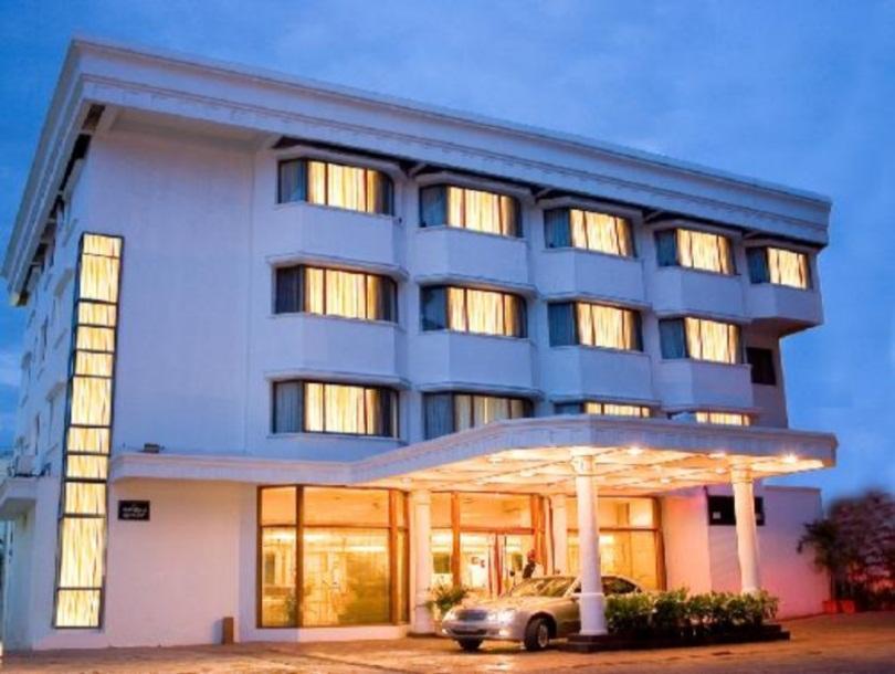 The Infantry Hotel - Hotell och Boende i Indien i Bengaluru / Bangalore