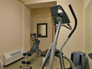 Hotel Fusion a C Two Hotel San Francisco (CA) - Fitness Room