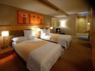 Camino Real Santa Fe Hotel Mexico - Chambre