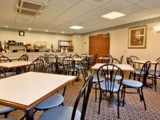 Ramada Limited Inn & Suites Hotel Pittsfield (MA) - Coffee Shop/Cafe