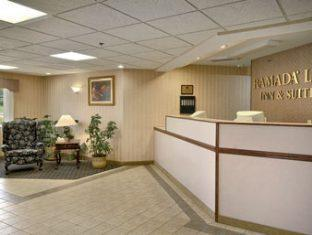 Ramada Limited Inn & Suites Hotel Pittsfield (MA) - Reception