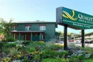 Boulder Creek Quality Inn & Suites Hotel Boulder (CO) - Exterior