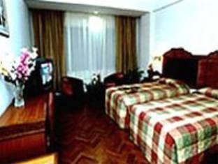 Gangjong Hotel Katmandu - Külalistetuba