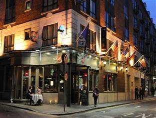 Drury Court Hotel Dublin - Bar
