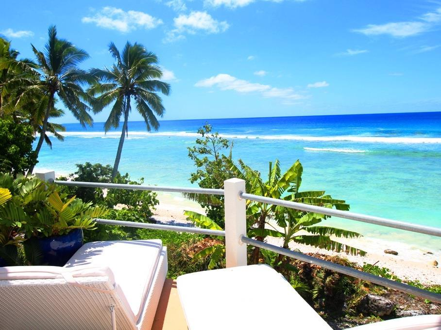 Ocean Spray Villas - Hotels and Accommodation in Cook Islands, Pacific Ocean And Australia