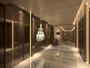 Nathan Hotel Hong Kong - Hotellet från insidan