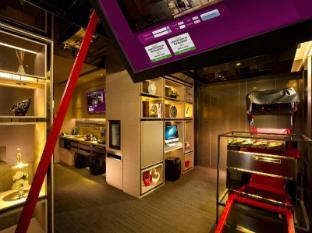 Nathan Hotel Hong Kong - Platinum Lounge