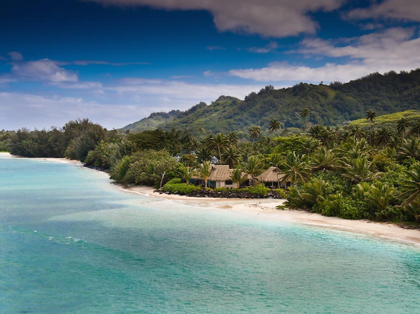 Sea Change Villas - Hotels and Accommodation in Cook Islands, Pacific Ocean And Australia