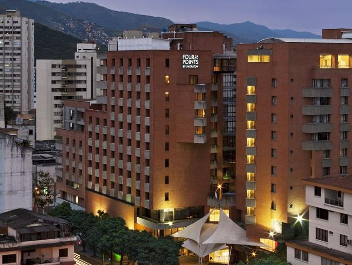 Four Points Sheraton Cali - Hotels and Accommodation in Colombia, South America