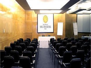 Best Western Sol Ipanema Hotel Rio de Janeiro - Mötesrum