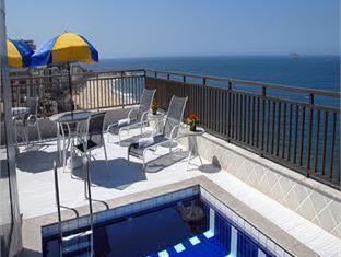 Best Western Sol Ipanema Hotel Rio De Janeiro - Swimming Pool
