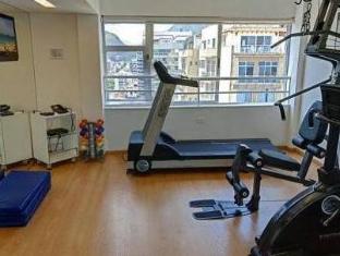 Best Western Sol Ipanema Hotel Rio de Janeiro - Gym