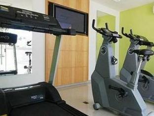 Hotel Atlantico Copacabana Rio De Janeiro - Fitness Room