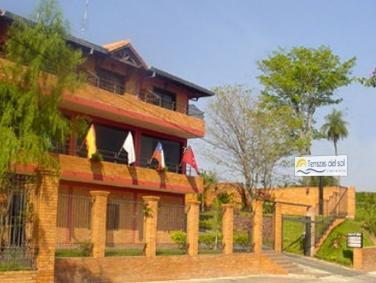 Terrazas Del Sol Apart-Hotel - Hotell och Boende i Paraguay i Sydamerika