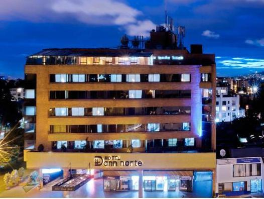 Hotel Dann Norte Bogota - Hotels and Accommodation in Colombia, South America