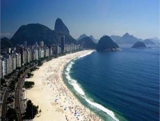 Best Western Augusto's Rio Copa  Rio De Janeiro - Näkymä