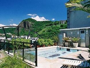 Best Western Augusto's Rio Copa  Rio De Janeiro - Parveke/Terassi