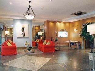 Best Western Augusto's Rio Copa  Rio De Janeiro - Hotellin sisätilat