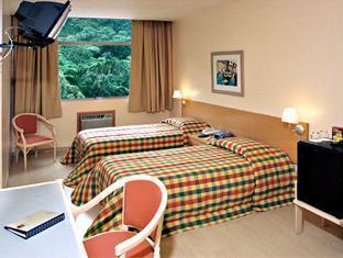 Best Western Augusto's Rio Copa  Rio De Janeiro - Hotellihuone