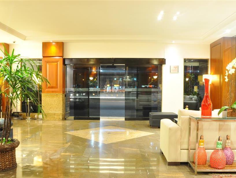Best Western Augusto's Rio Copa  Rio De Janeiro - Hotellin ulkopuoli