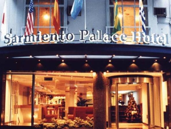 Sarmiento Palace Hotel - Hotels and Accommodation in Argentina, South America