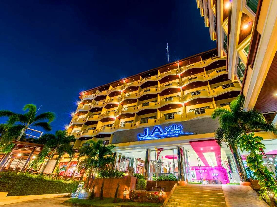 J.A. Villa Pattaya Hotel - Hotels and Accommodation in Thailand, Asia