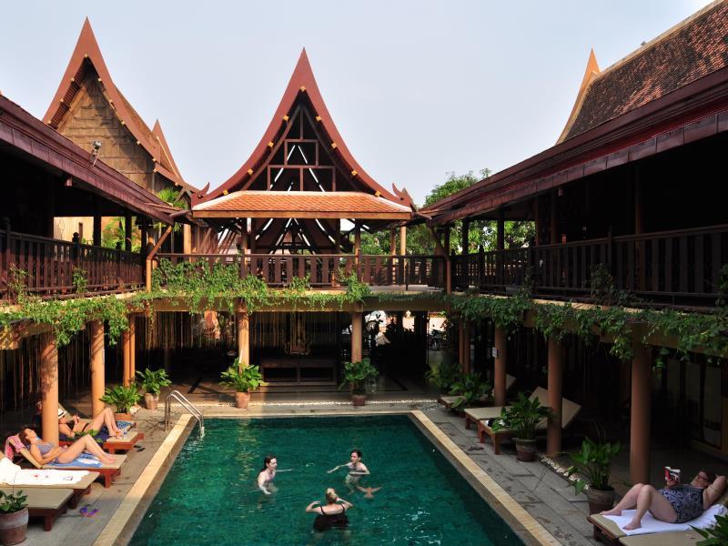 Hotell Ruean Thai Hotel i , Sukhothai. Klicka för att läsa mer och skicka bokningsförfrågan