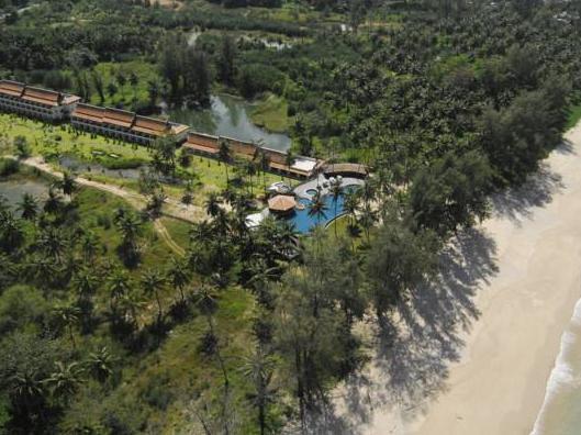 Royal Bangsak Beach Resort - Hotell och Boende i Thailand i Asien