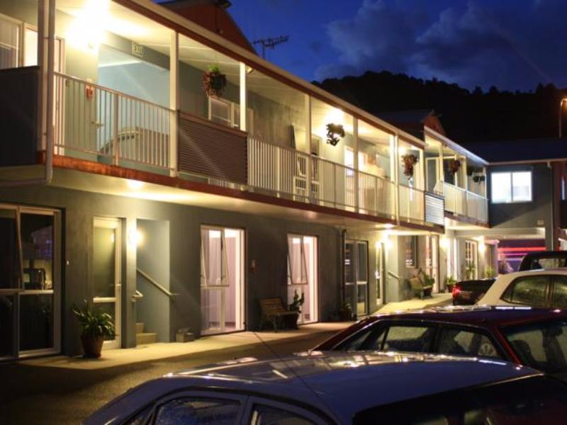 Avenue Heights Motel - Hotels and Accommodation in New Zealand, Pacific Ocean And Australia