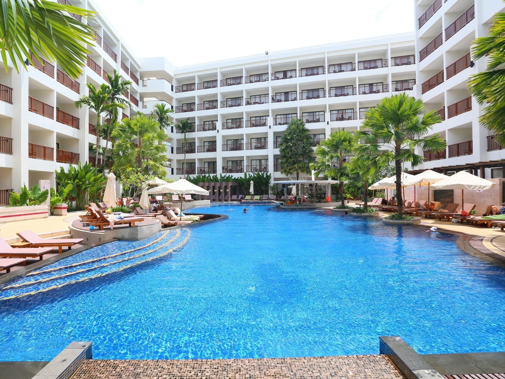 Hotell Mercure Phuket Deevana Patong Hotel i , Phuket. Klicka för att läsa mer och skicka bokningsförfrågan