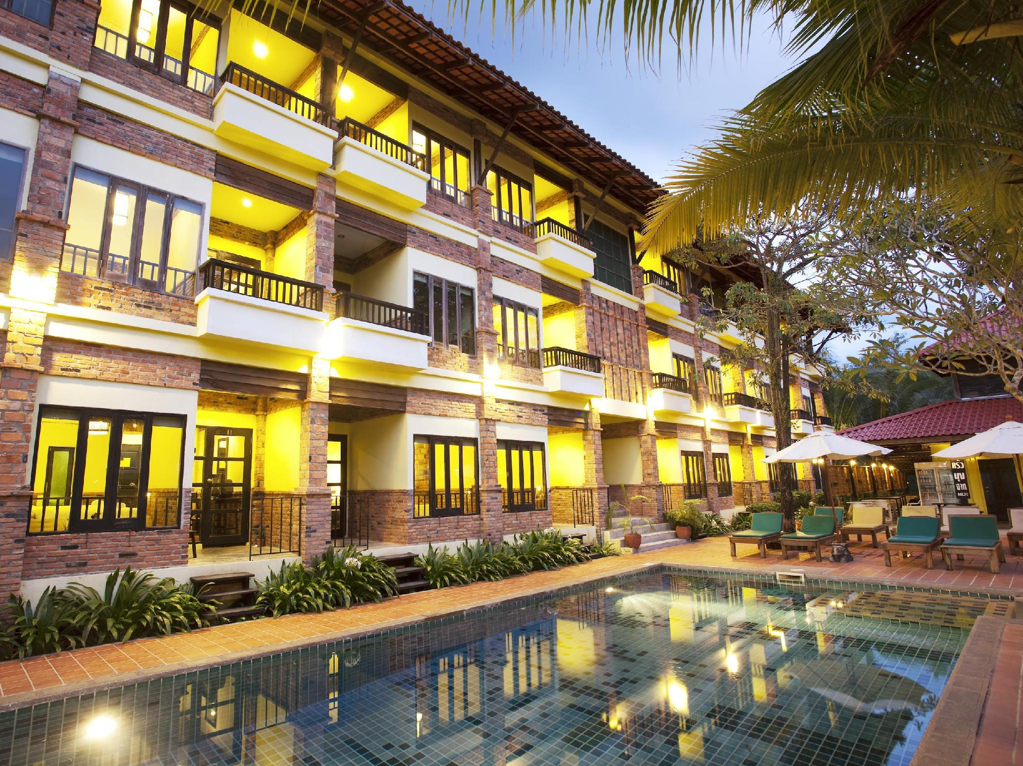 Motive Cottage Resort - Hotels and Accommodation in Thailand, Asia