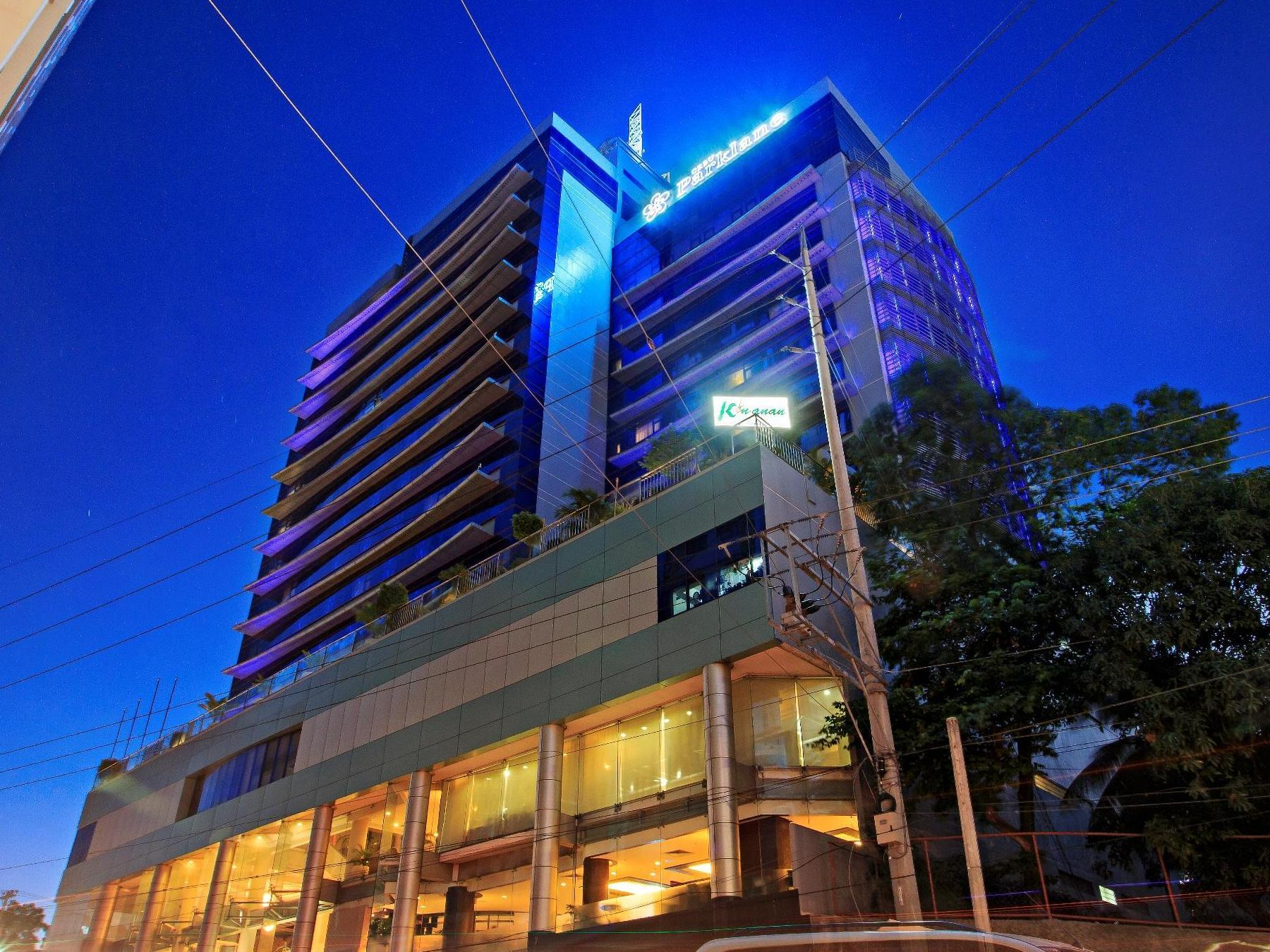 Cebu Parklane International Hotel Cebu - zunanjost hotela