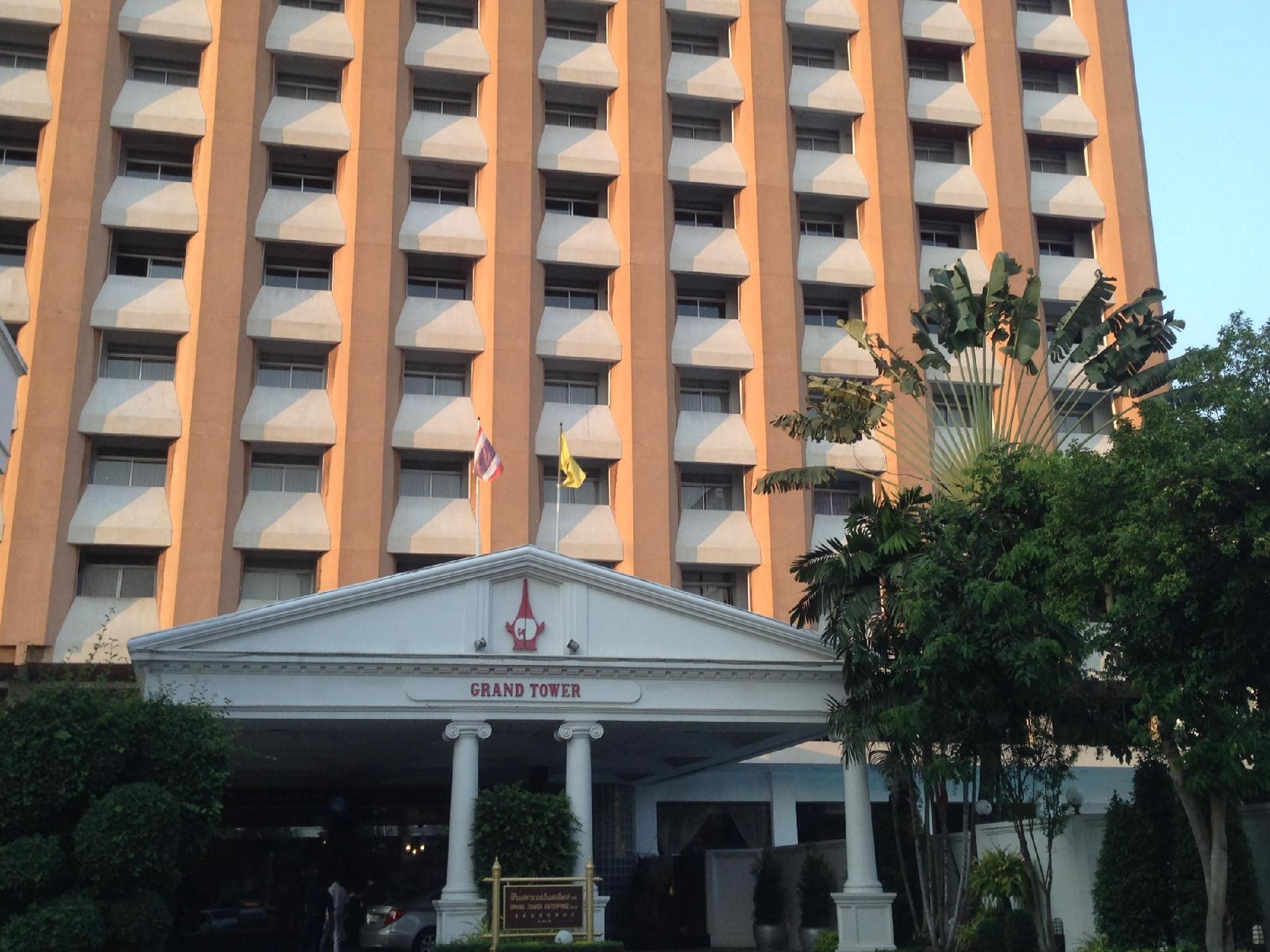 Grand Tower Inn Sukhumvit 55 Hotel - Hotels and Accommodation in Thailand, Asia