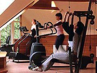 Termas De Puyehue Hotel Puyehue - Fitness Room