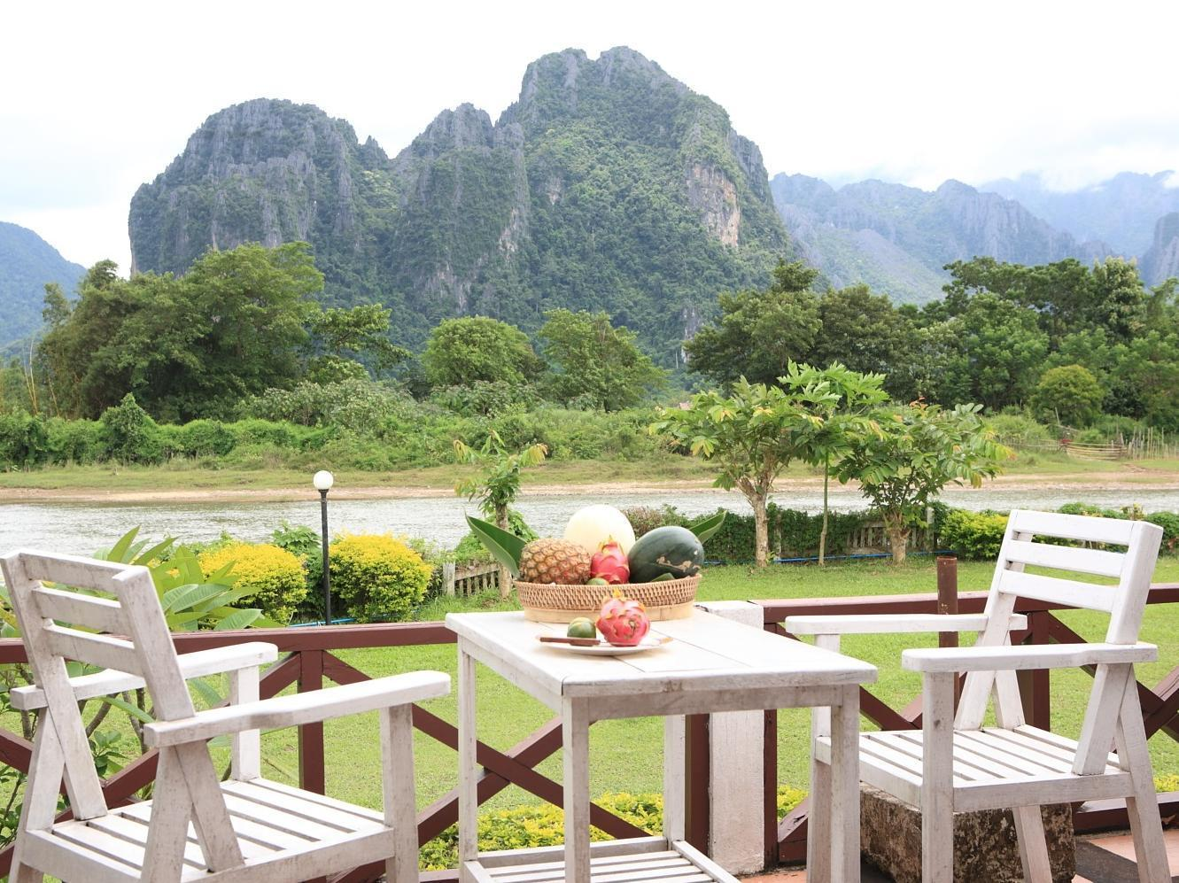 Thavonsouk Resort - Hotels and Accommodation in Laos, Asia