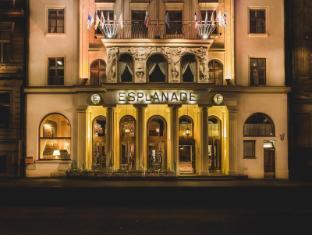 Esplanade Hotel Prague - Entrance