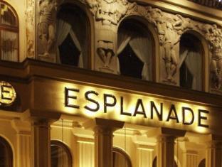 Esplanade Hotel Prague - Exterior