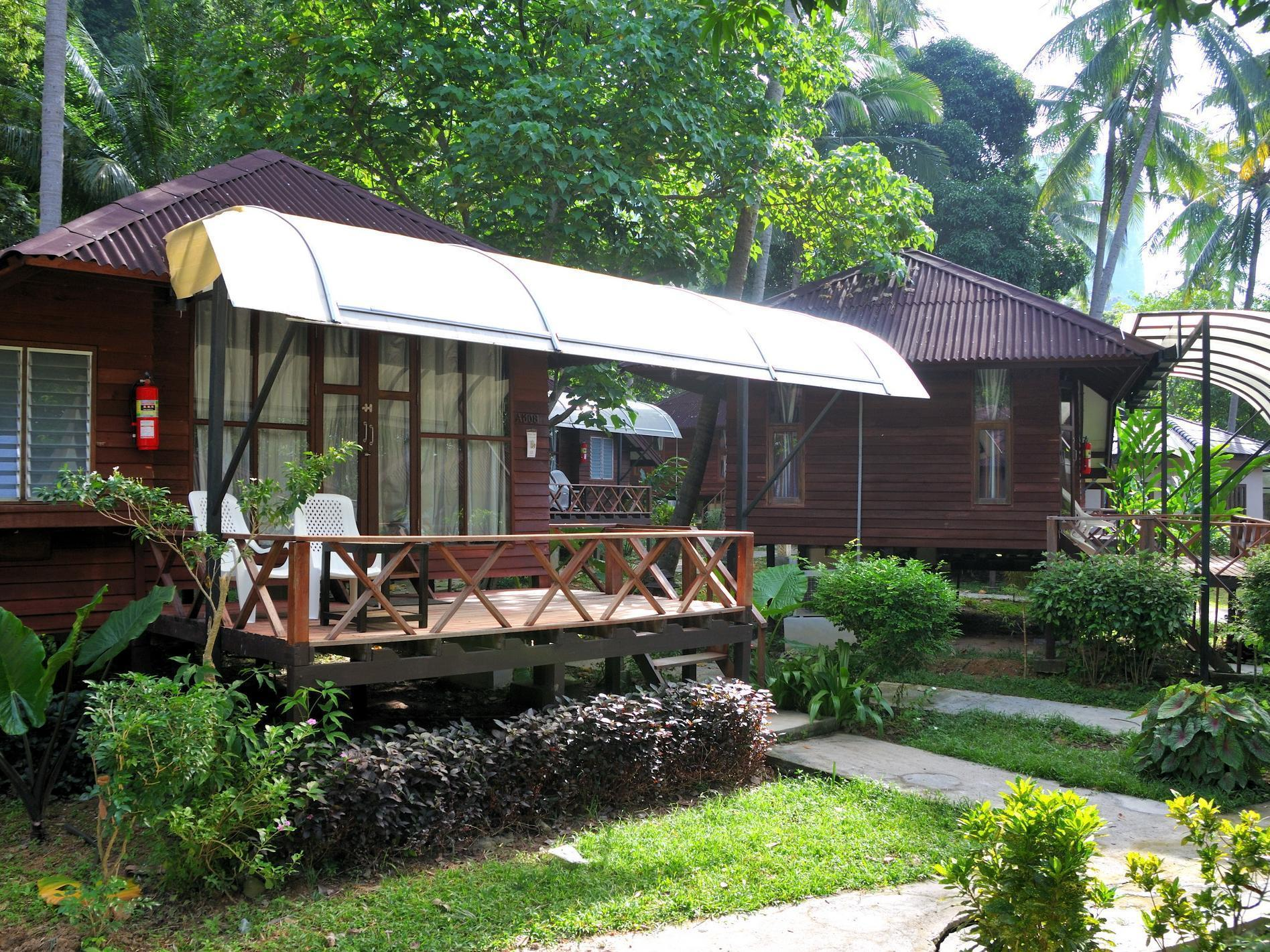 Anyavee Railay Resort - Hotels and Accommodation in Thailand, Asia