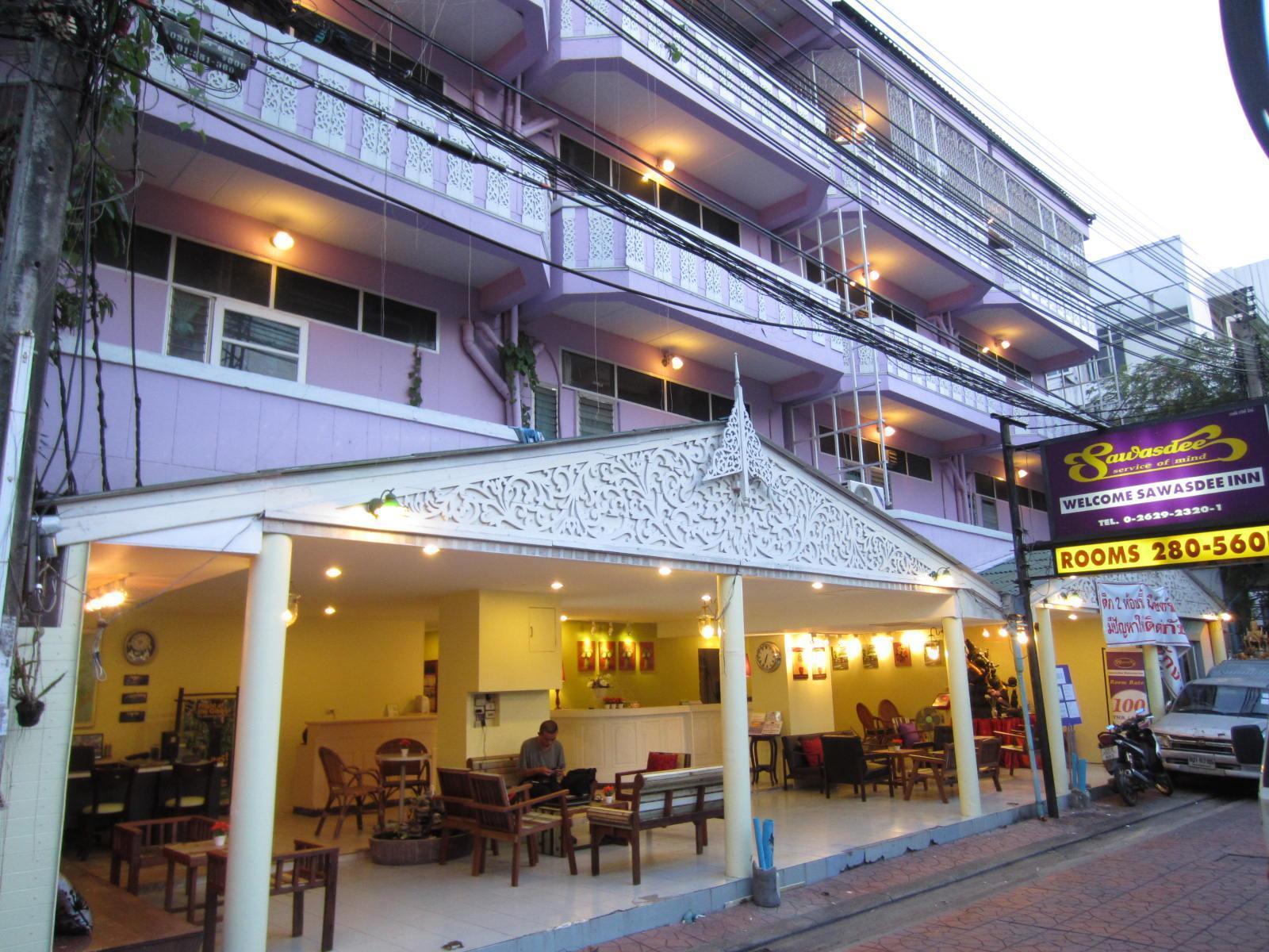 Hotell Sawasdee Welcome Inn Hotel i , Bangkok. Klicka för att läsa mer och skicka bokningsförfrågan