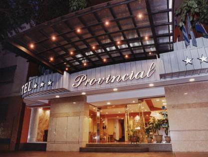 Hotel Provincial - Hotels and Accommodation in Argentina, South America