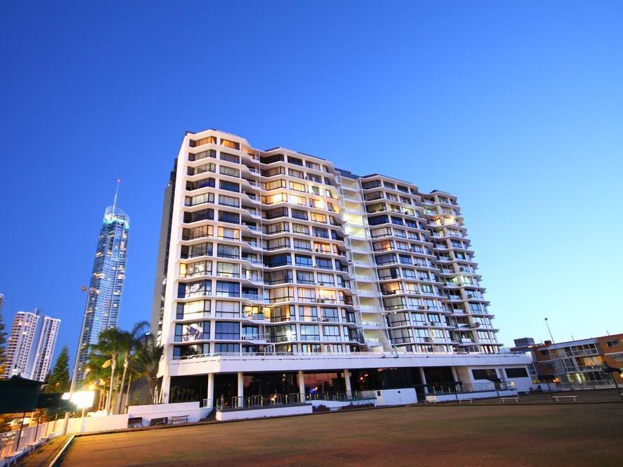 Surfers Plaza Resort - Hotell och Boende i Australien , Guldkusten