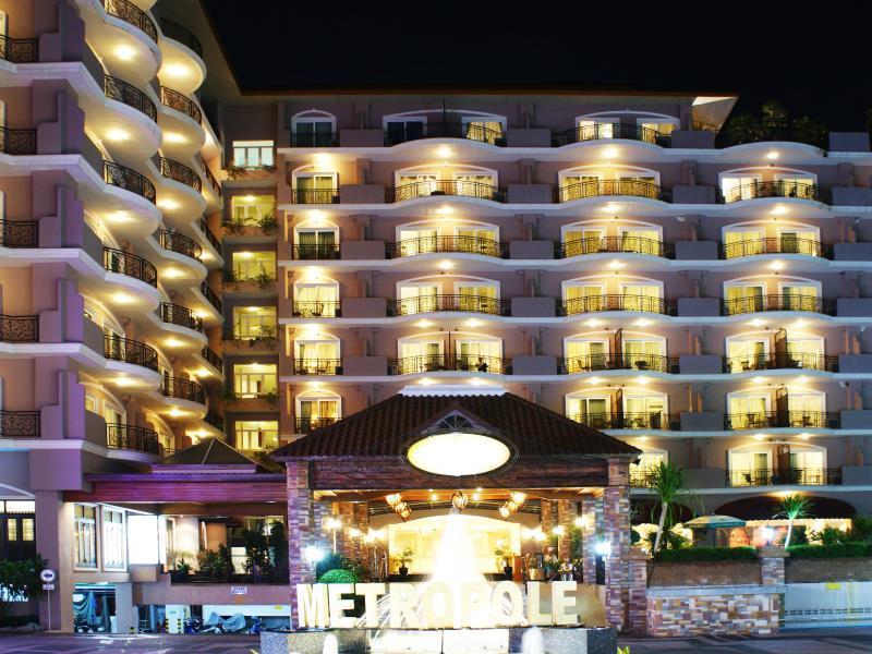 โรงแรม แอลเค เมโทรโปล