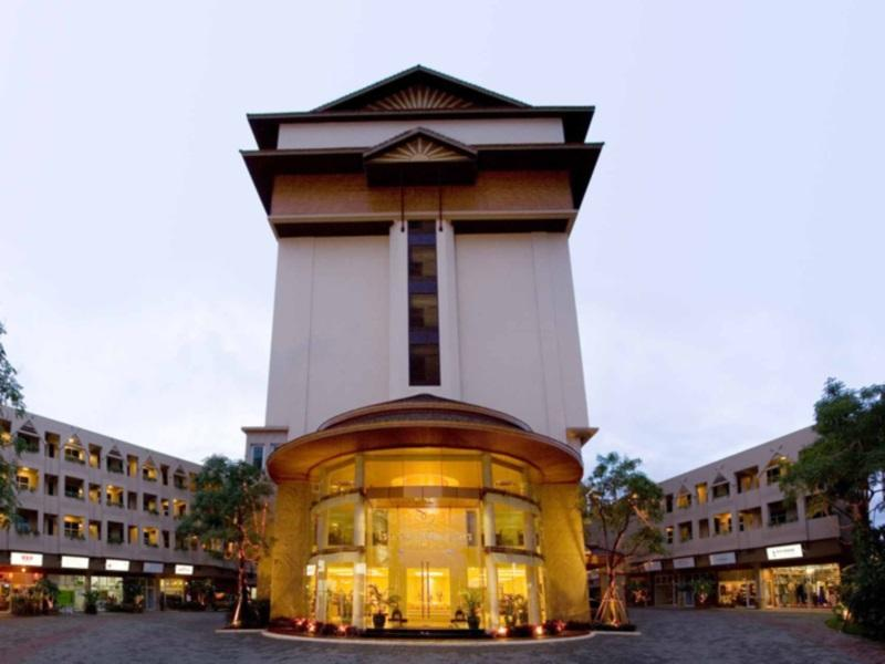 Maninarakorn Hotel - Hotels and Accommodation in Thailand, Asia