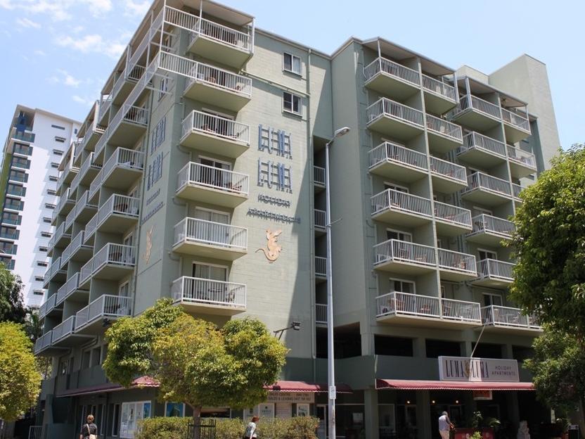 Luma Luma Holiday Apartments - Hotell och Boende i Australien , Darwin