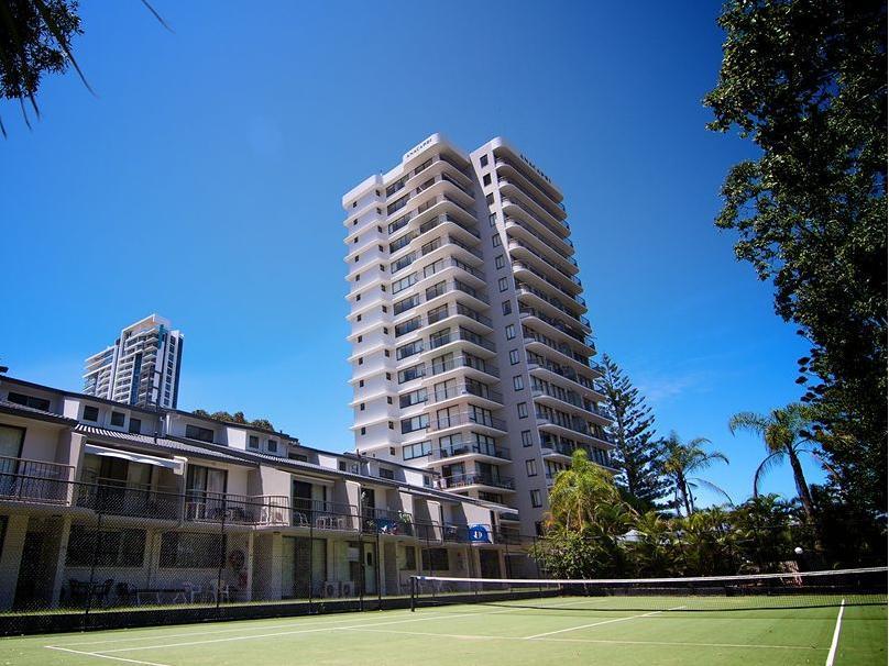 Anacapri Holiday Apartments - Hotell och Boende i Australien , Guldkusten