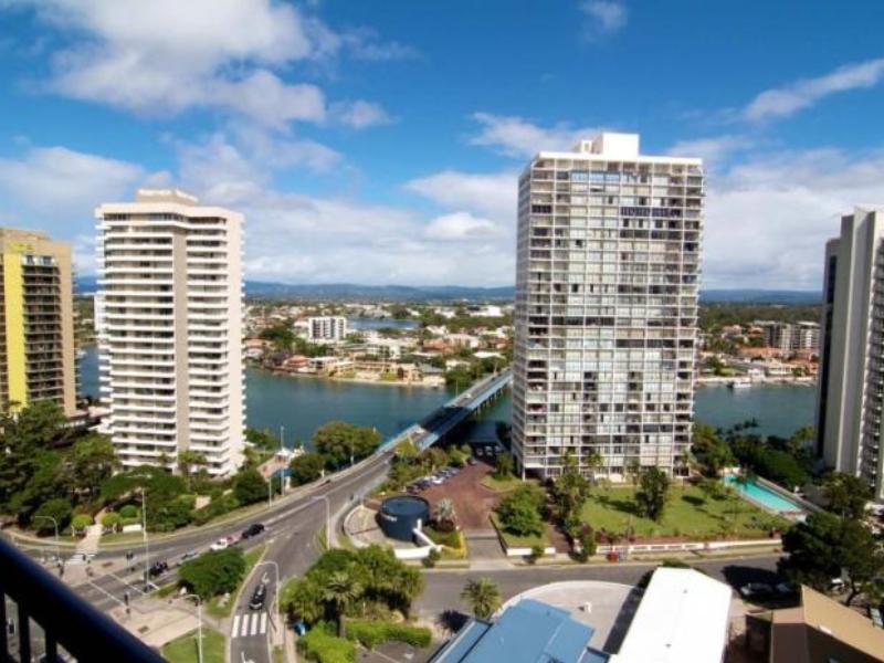 Centrepoint Resort - Hotell och Boende i Australien , Guldkusten