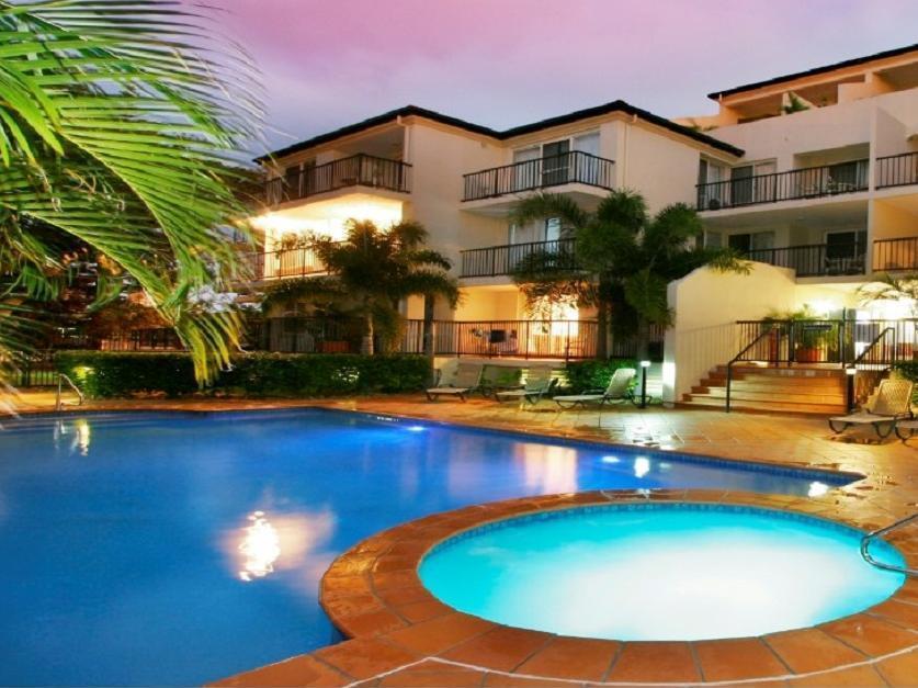 Sunset Island Resort - Hotell och Boende i Australien , Guldkusten