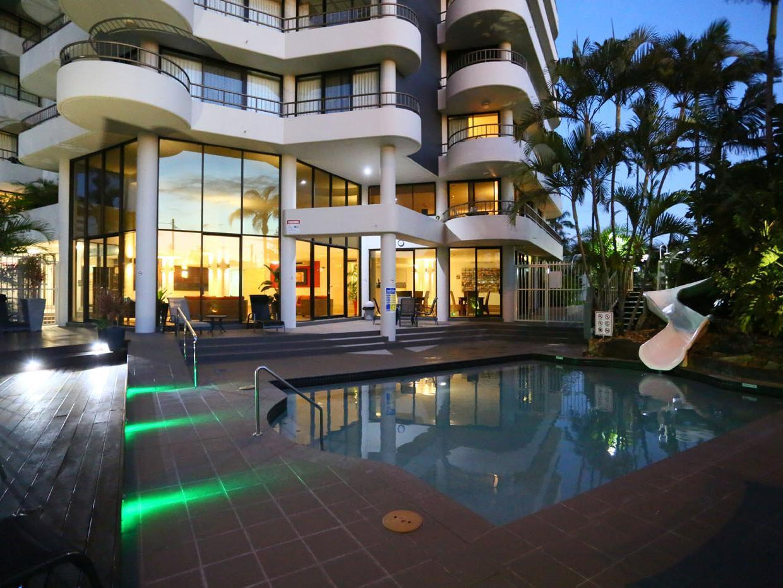 Hotell Regent Apartments